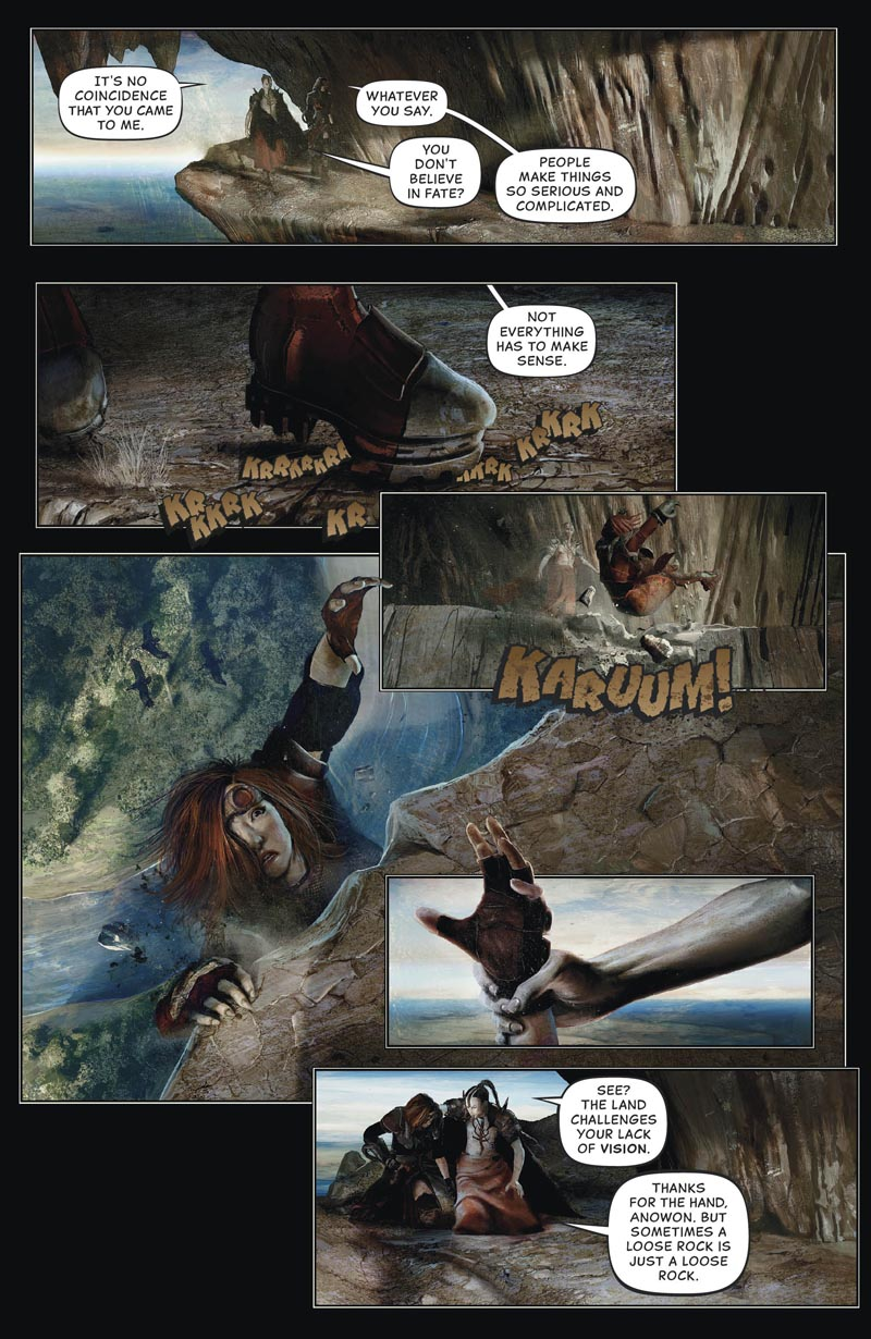 Journey to the Eye, Part 3: Page 4