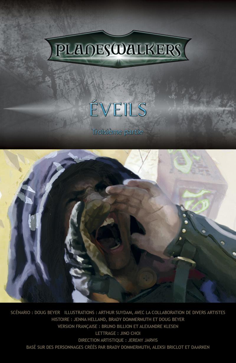 Awakenings, Part 3: Title Page