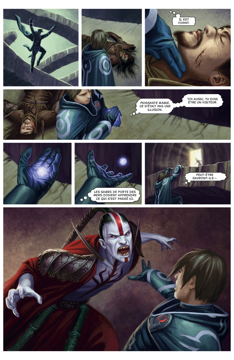 Enter the Eldrazi, Part 1: Page 3