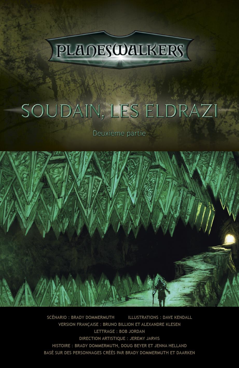 Enter the Eldrazi, Part 2: Title Page