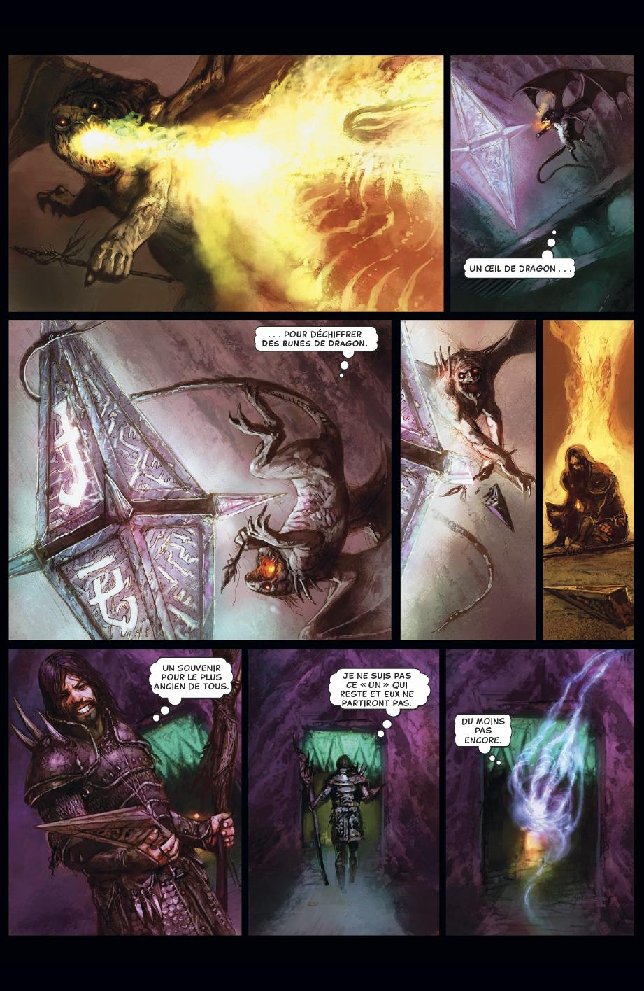 Enter the Eldrazi, Part 3: Page 1