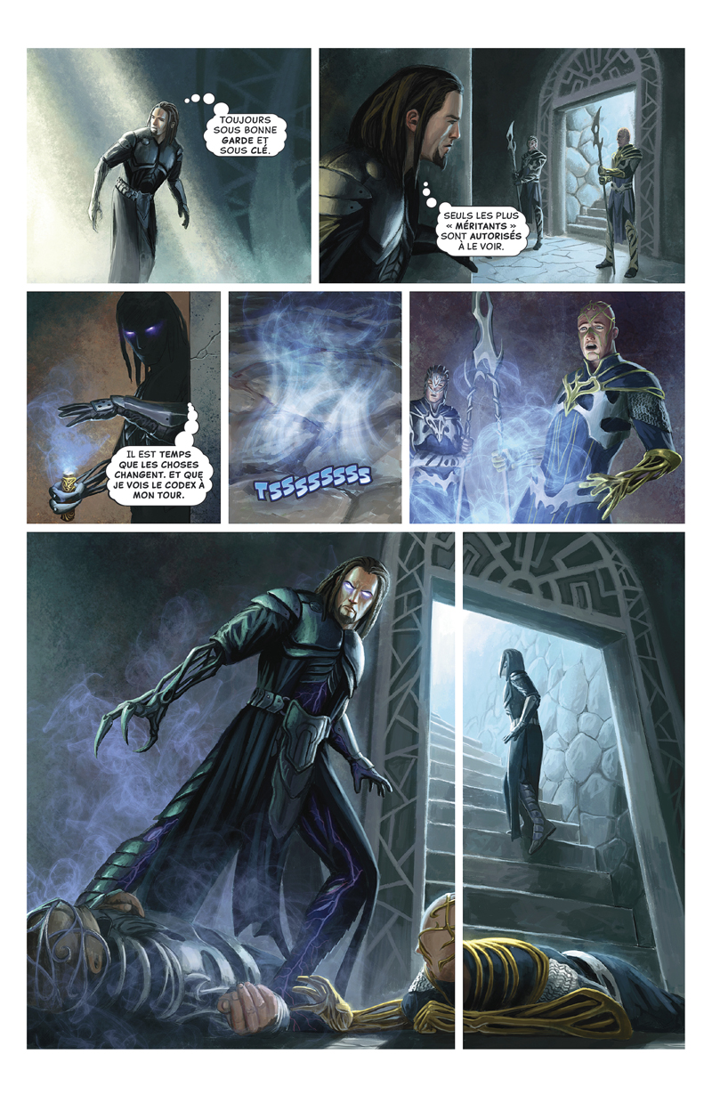 The Seeker's Fall Part 2: Page 4