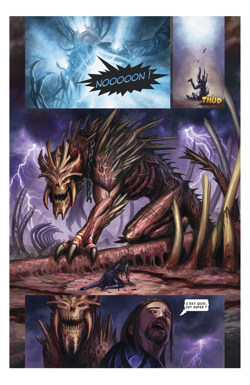 The Seeker's Fall Part 2: Page 8