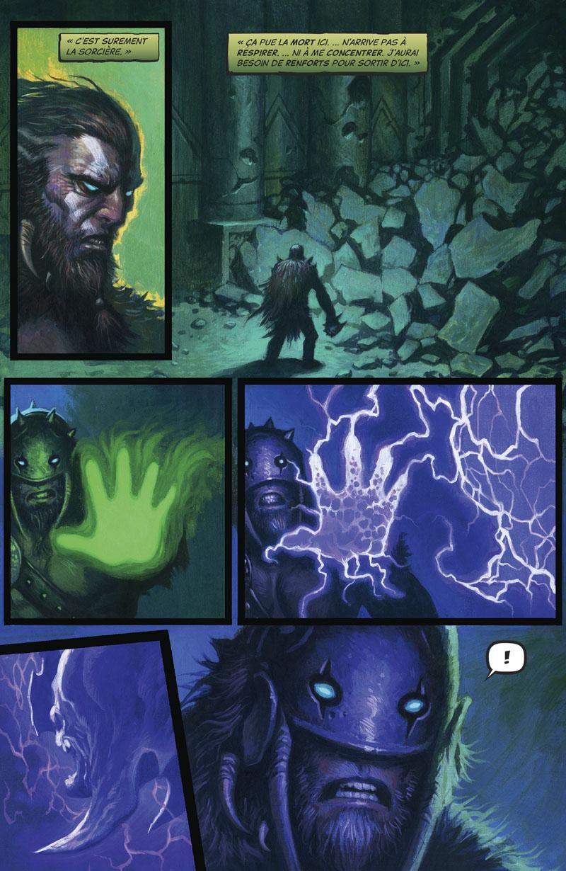 The Veil's Curse, Part I: Page 4