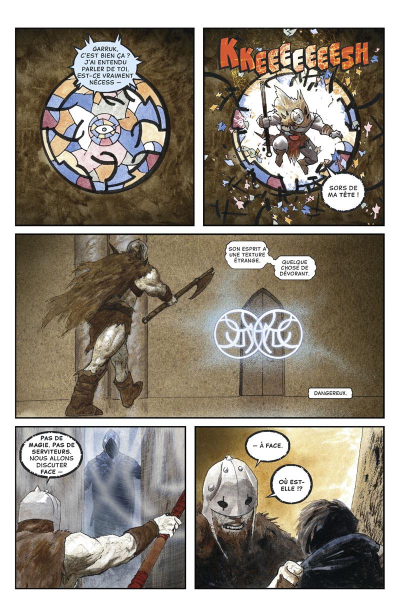 The Veil's Curse, Part II: Page 6
