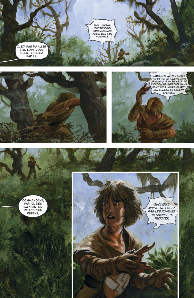 The Wild Son, Part 2: Page 2