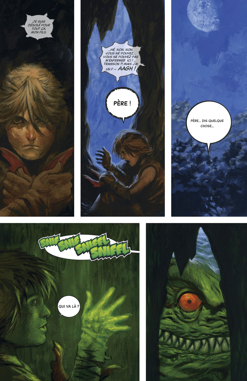 The Wild Son, Part 2: Page 6