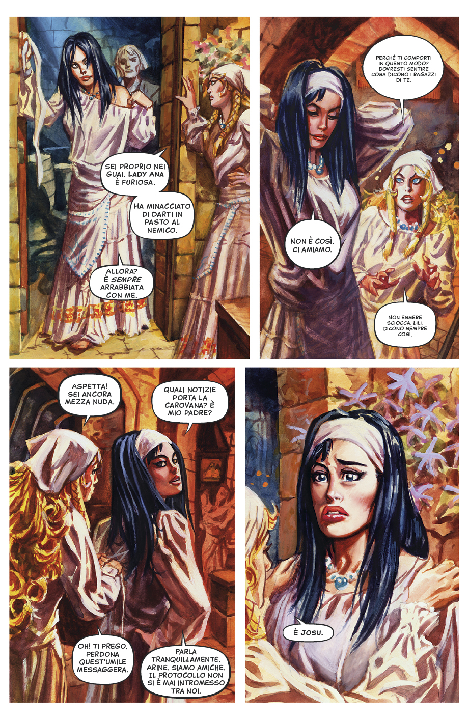 The Raven's Eye, Part 1: Page 3