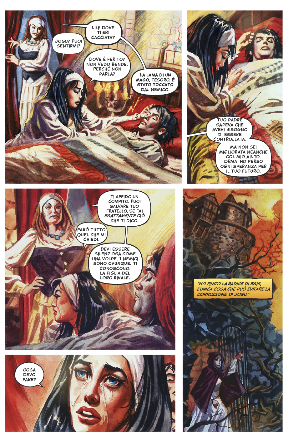 The Raven's Eye, Part 1: Page 4