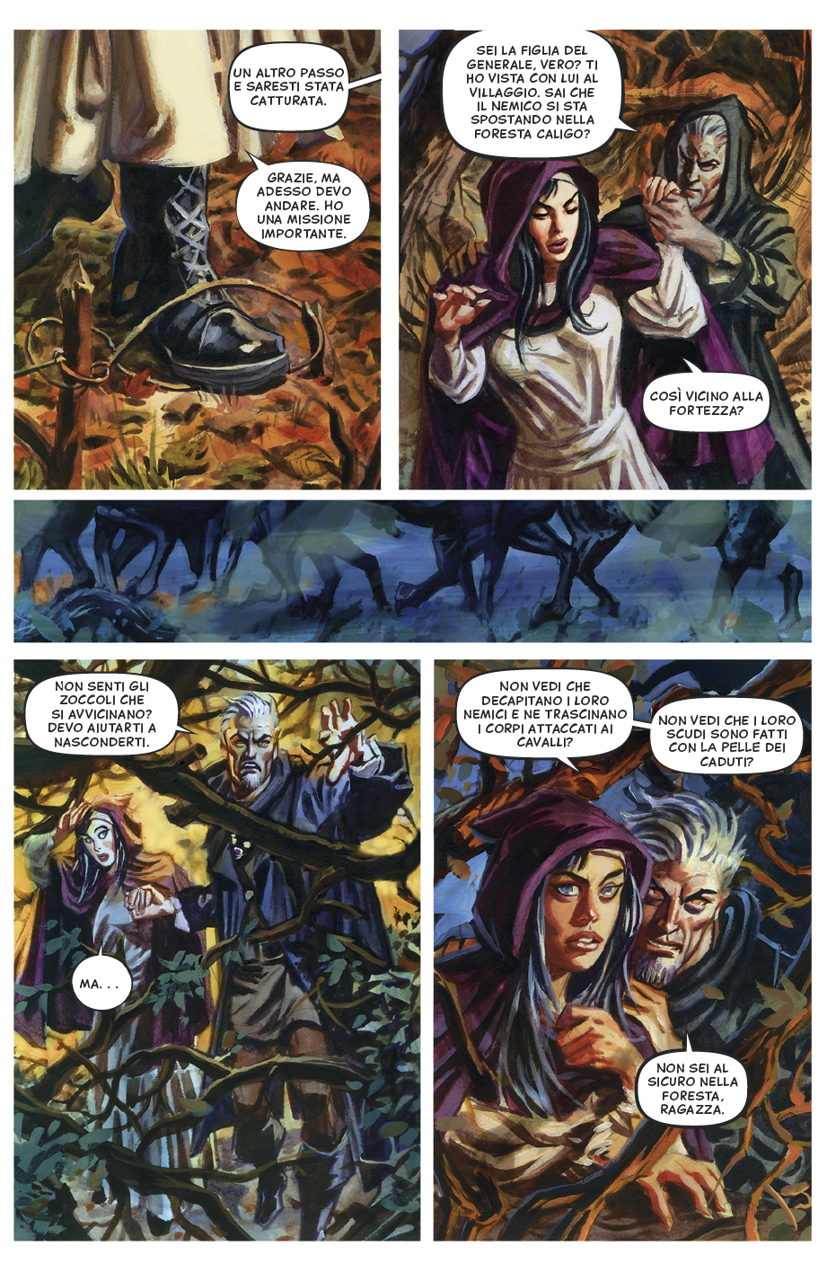 The Raven's Eye, Part 1: Page 6