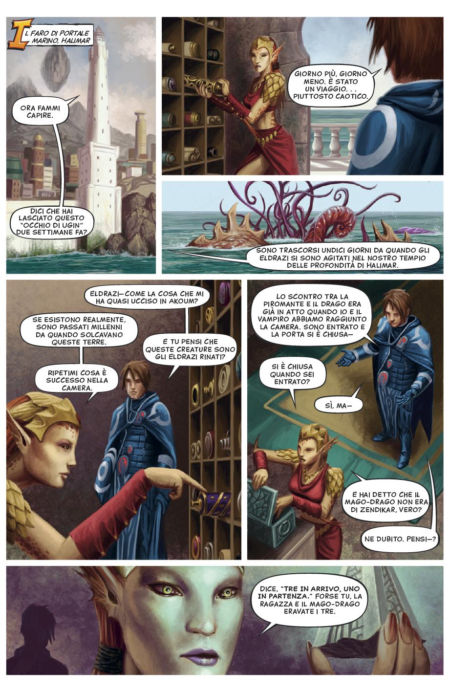 Enter the Eldrazi, Part 1: Page 7