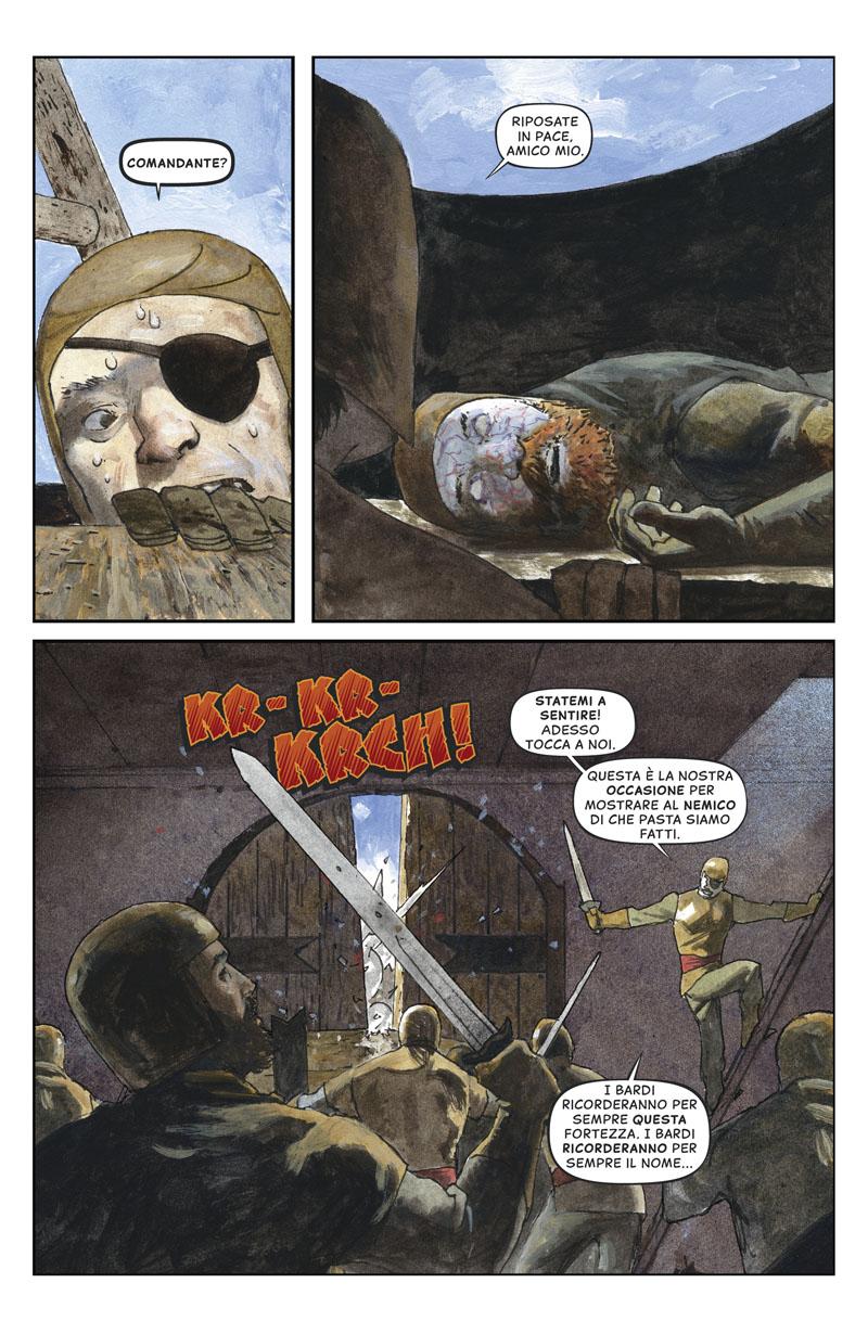 The Veil's Curse, Part II: Page 3
