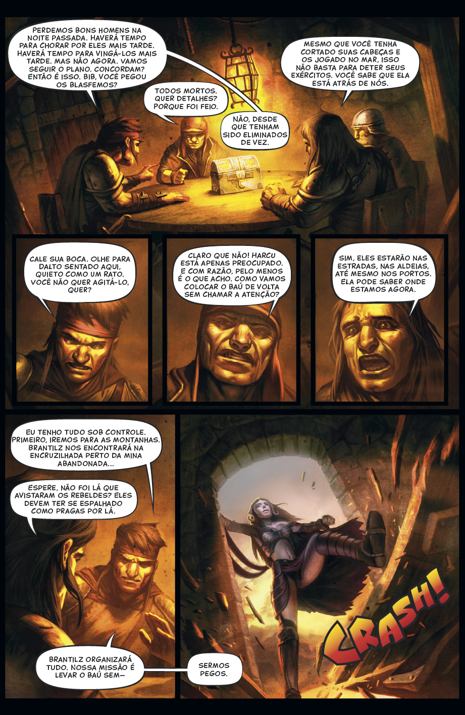 The Raven's Eye, Part 2: Page 2