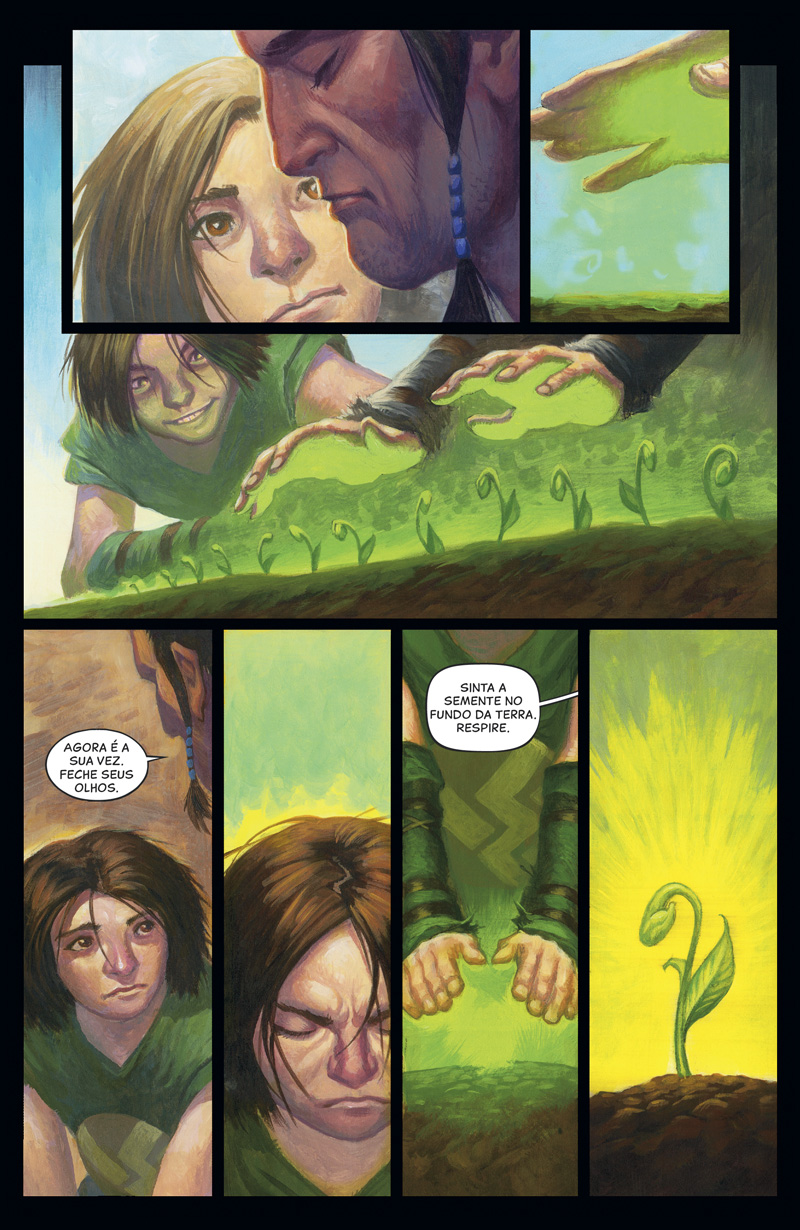 The Wild Son, Part 1: Page 5