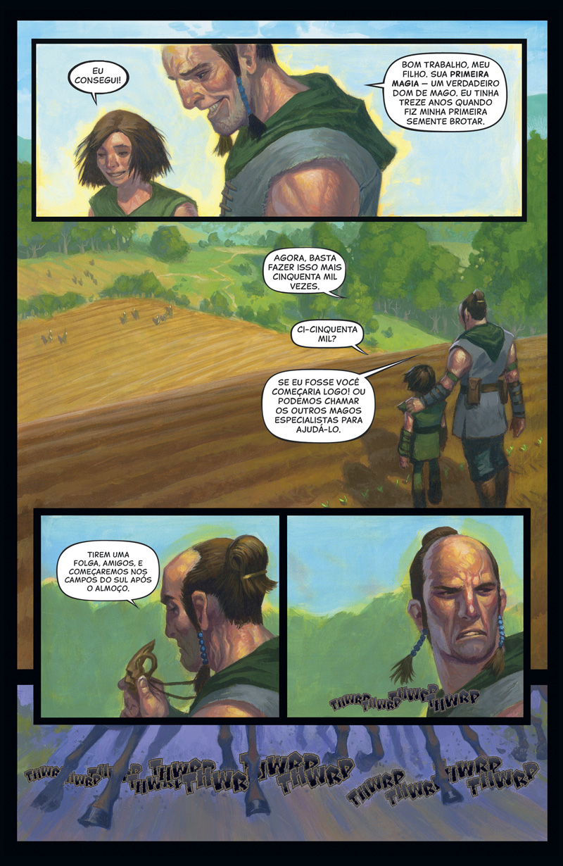 The Wild Son, Part 1: Page 6