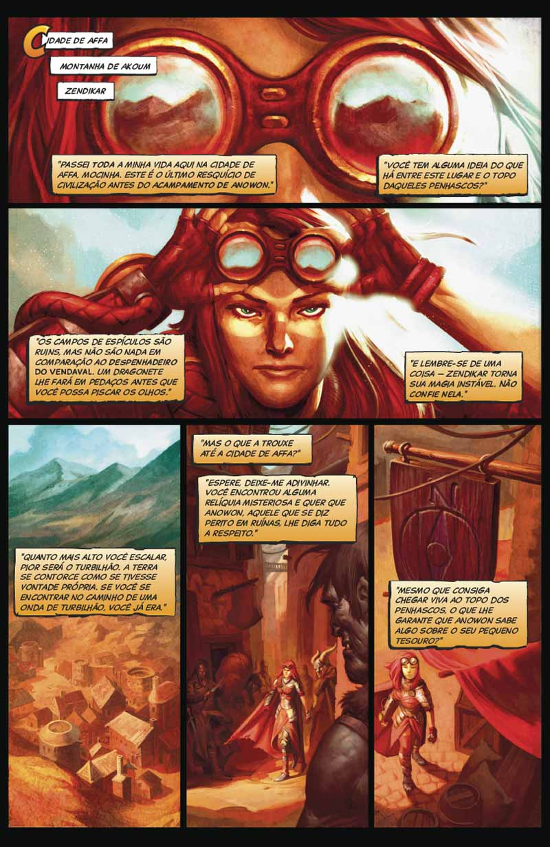 Journey to the Eye, Part 1: Page 2