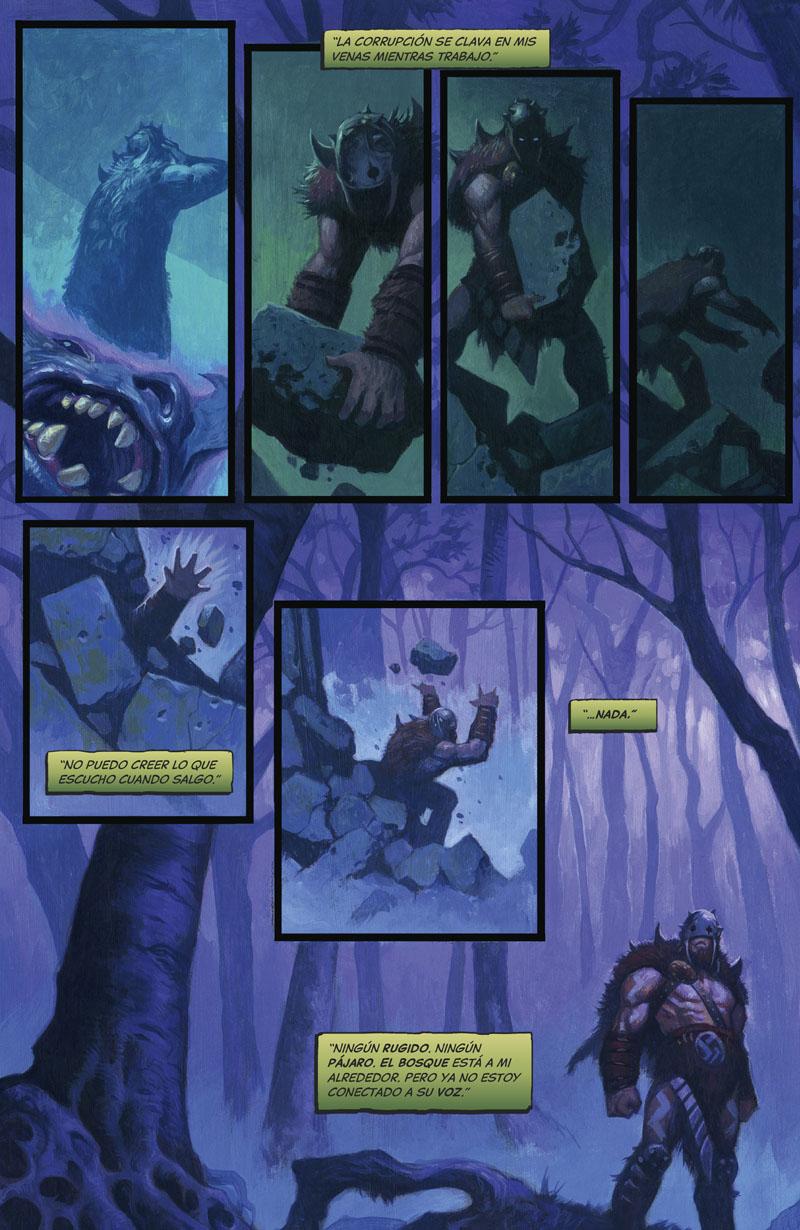 The Veil's Curse, Part I: Page 6