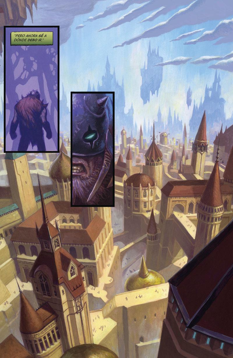 The Veil's Curse, Part I: Page 8