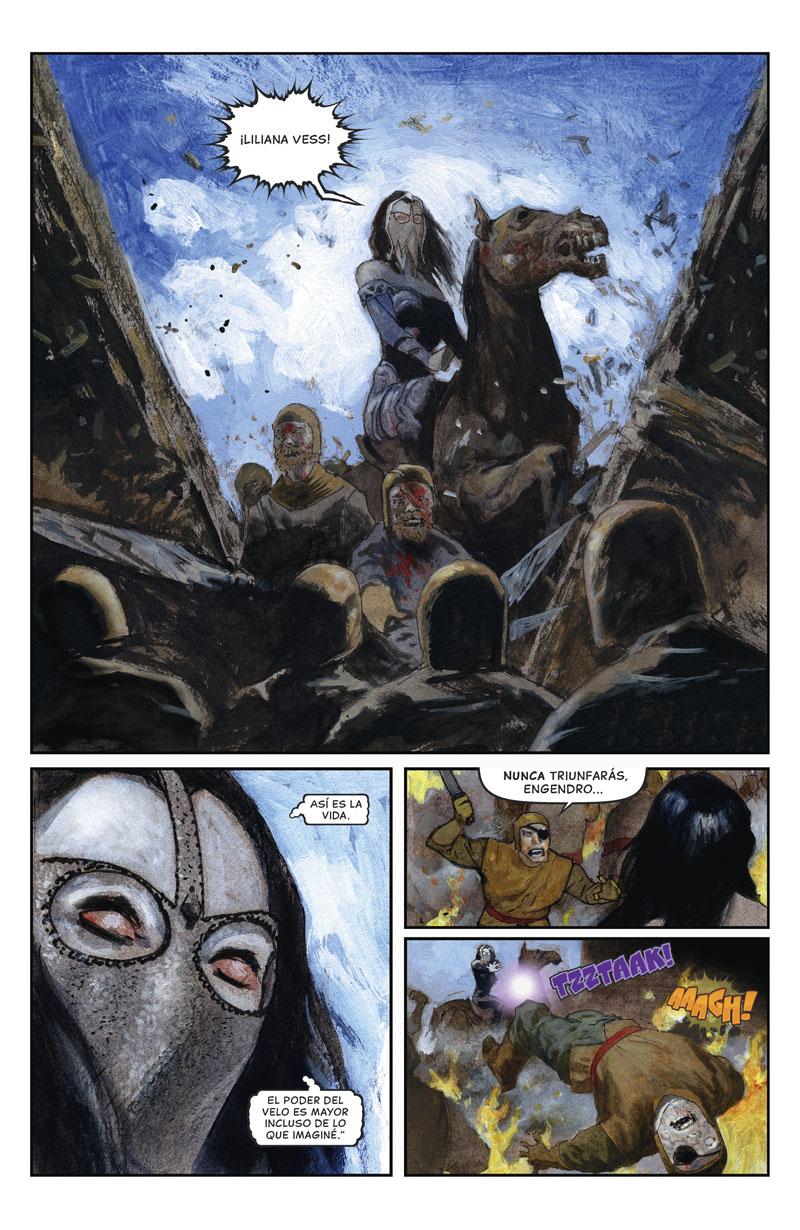 The Veil's Curse, Part II: Page 4