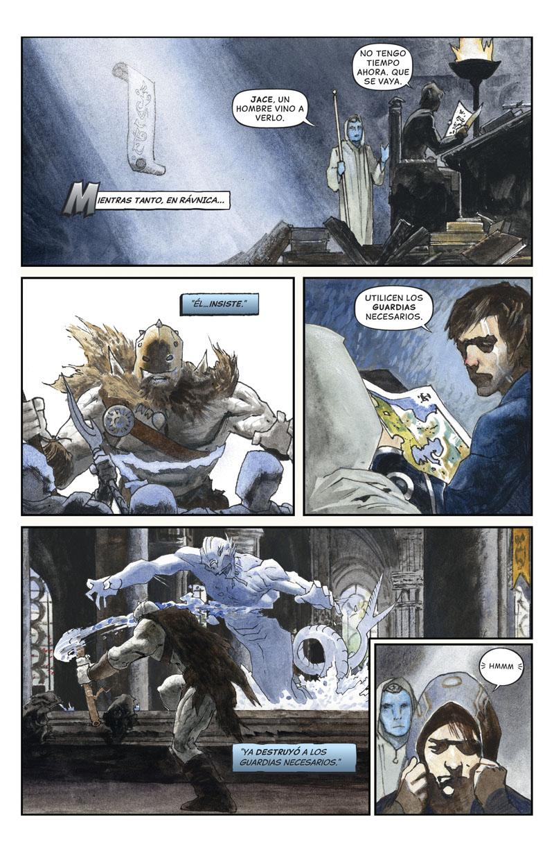 The Veil's Curse, Part II: Page 5