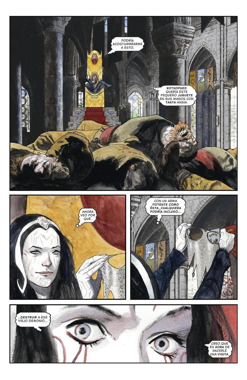 The Veil's Curse, Part II: Page 7