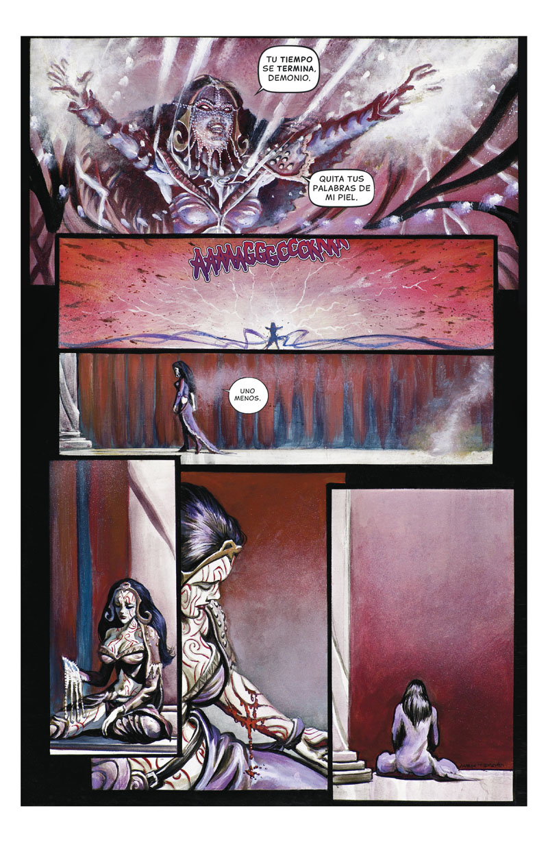 The Veil's Curse, Part III: Page 8