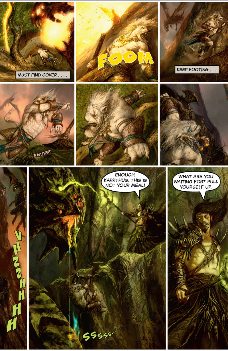Flight of the White Cat Part 3: Page 4