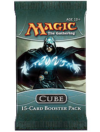 Magic Online Cube Booster