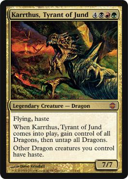 Karrthus, Tyrant of Jund