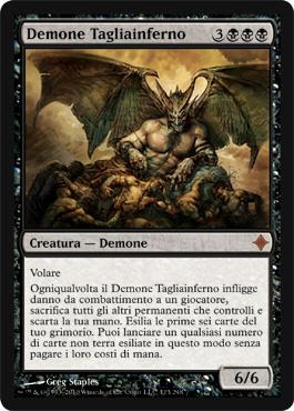 Hellcarver Demon