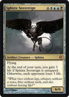 Sphinx Sovereign