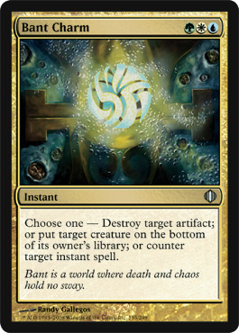 Bant Charm - this time in English!