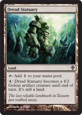 Dread Statuary