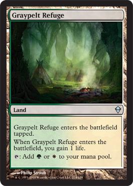 Graypelt Refuge