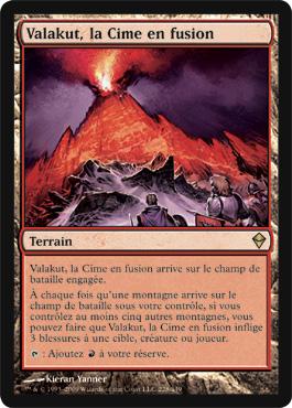 Valakut, the Molten Pinnacle