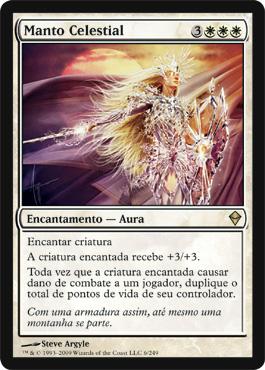 Celestial Mantle