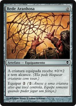 Spidersilk Net