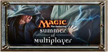 Summer of Multiplayer