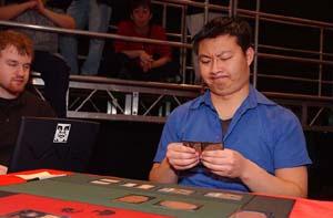 Ben Seck made the Top 8 at Pro Tour-Yokohama in 2003.