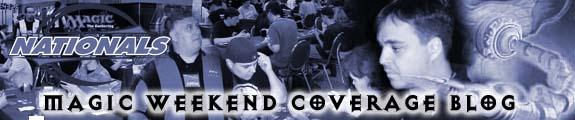 Magic Weekend Coverage Blog