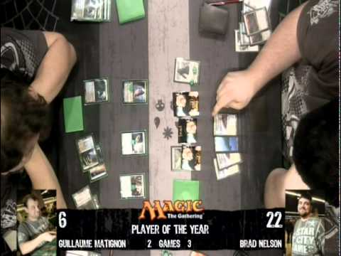 Pro Tour Paris 2011: Player of the Year Showdown, Game 6