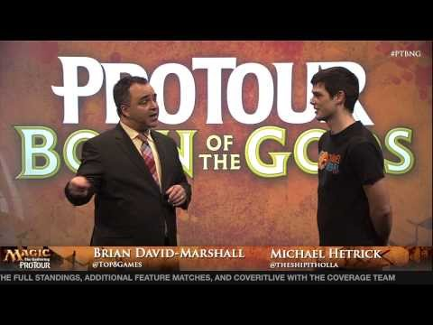 Pro Tour Born of the Gods Modern Deck Tech: Living End with Michael Hetrick