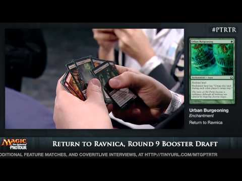 Pro Tour Return to Ravnica: Booster Draft 2 with Conley Woods