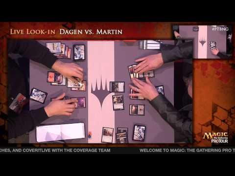 Pro Tour Born of the Gods - Draft Rd. 3 - (22) Brian Kibler vs. (8) Shuhei Nakamura