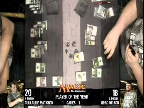 Pro Tour Paris 2011: Player of the Year Showdown, Game 3
