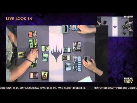 Pro Tour Journey into Nyx - Round 9 (Draft) - Josh Utter-Leyton vs. Patrick Chapin