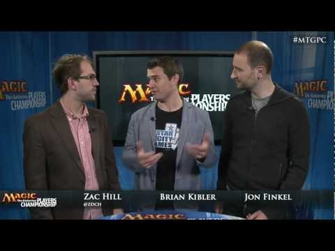 2012 Players Championship Deck Tech: Blue-White Aggro with Jon Finkel and Brian Kibler