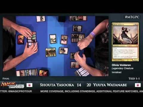 2012 Players Championship Finals: Shouta Yasooka vs. Yuuya Watanabe