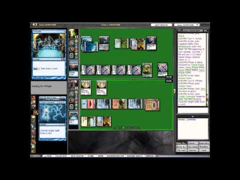 2010 Worlds: Magic Online Day One Feature Match