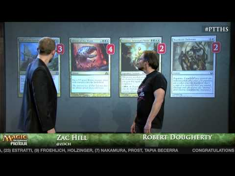 Pro Tour Theros - Deck Tech Green / White Aggro with Rob Dougherty